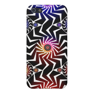 Psychedelic Spheres Pattern: iPhone 5/5S Case