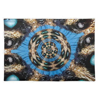 Psychedelic Spider Portal Placemat