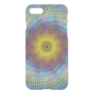 Psychedelic spiral iPhone 7 case