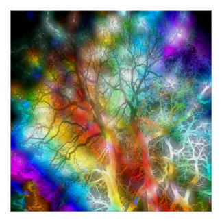 Psychedelic storm