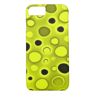 Psychedelic Sun Spots iPhone 7 Case
