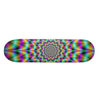 Psychedelic Supernova Skateboard