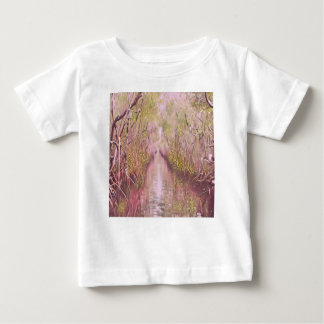 Psychedelic Swamp Baby T-Shirt