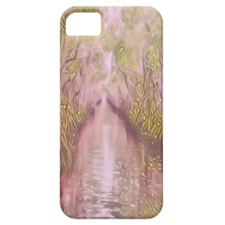 Psychedelic Swamp Case For The iPhone 5