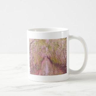 Psychedelic Swamp Coffee Mug