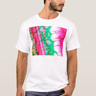 Psychedelic Tie Dye Quartz T-Shirt