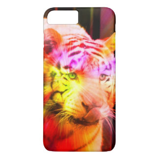 Psychedelic Tiger iPhone Case