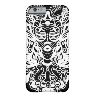 Psychedelic Totem Barely There iPhone 6 Case