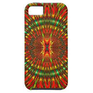 Psychedelic Tough iPhone 5 Case