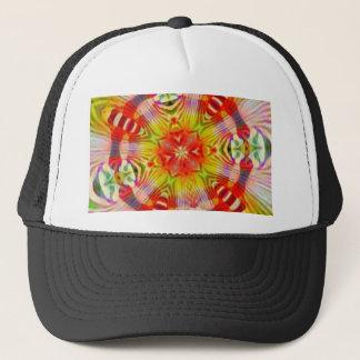 Psychedelic Trucker Hat