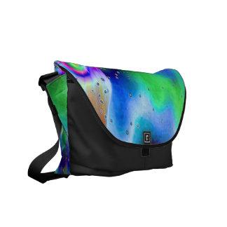 Psychedelic Vision Commuter Bag