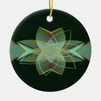 Psychedelic Visuals Ornament