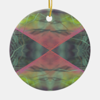 Psychedelic Visuals Ornaments