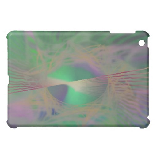 Psychedelic Visuals Case For The iPad Mini