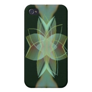 Psychedelic Visuals Case For iPhone 4