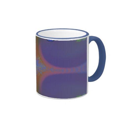 Psychedelic Visuals Coffee Mug