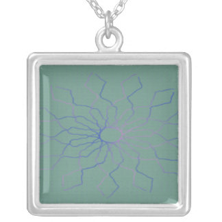 Psychedelic Visuals Necklace