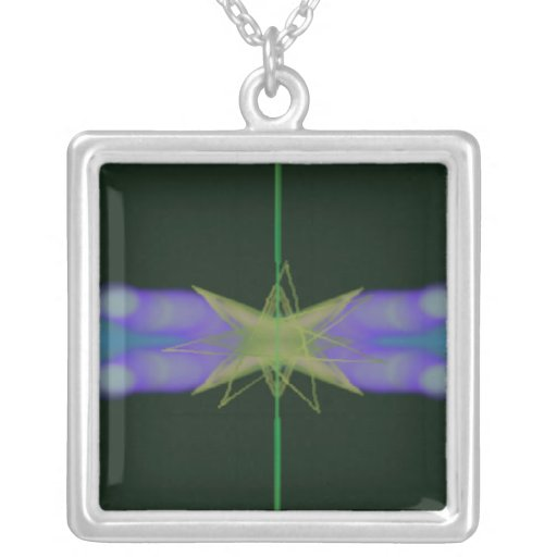 Psychedelic Visuals Necklaces