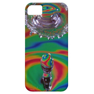 Psychedelic Water Drop iPhone 5 Cover