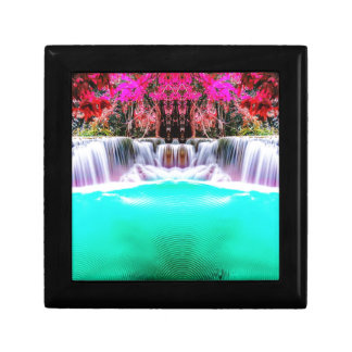 Psychedelic Waterfall Gift Box