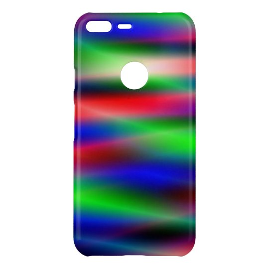 Psychedelic Waves Uncommon Google Pixel XL Case