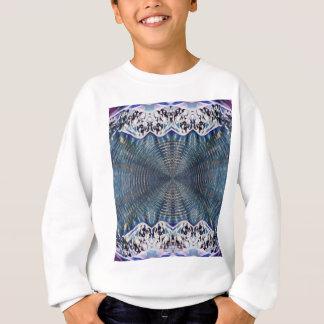 Psychedelic Winter Sweatshirt