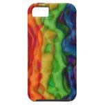 Psychedlic Hippy Rainbow Acid Trip iPhone 5 Case