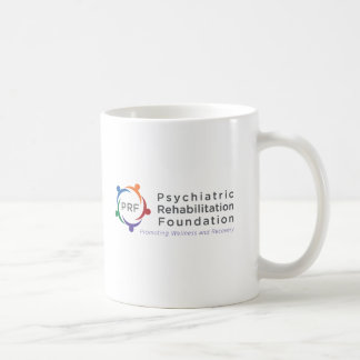 Psychiatric Rehabilitation Foundation Basic White Mug