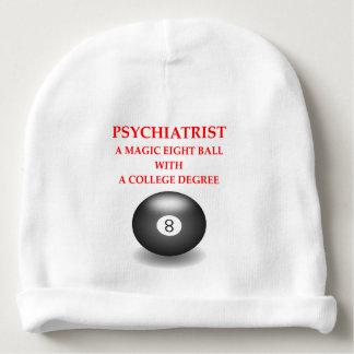 psychiatrist baby beanie
