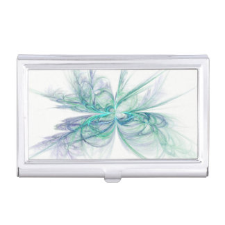 Psychic Energy Fractal Business Card Holder