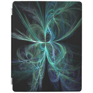 Psychic Energy Fractal iPad Cover