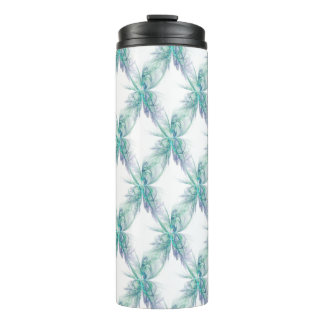 Psychic Energy Fractal Thermal Tumbler