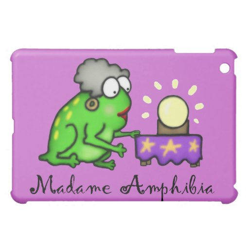 Psychic Frog  Cover For The iPad Mini