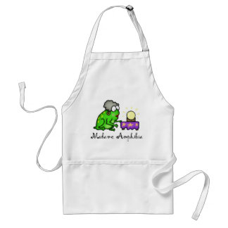 Psychic Frog Standard Apron