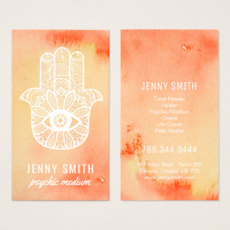 Psychic Medium Business Cards