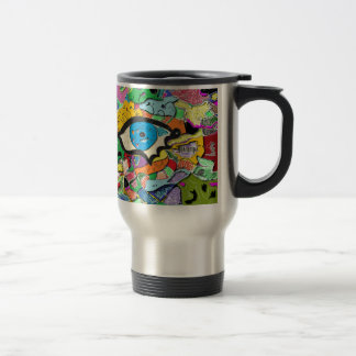 Psychic Portal Travel Mug
