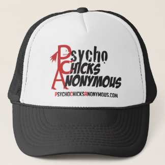Psycho Chicks Anonymous Hat #1