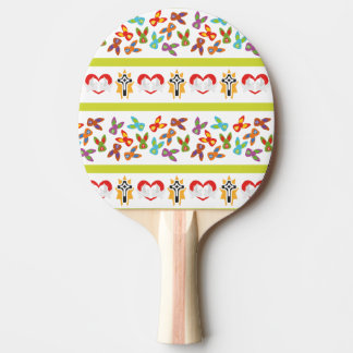 Psycho Easter Pattern colorful