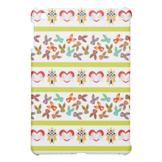 Psycho Easter Pattern colorful Case For The iPad Mini