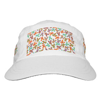 Psycho Easter Pattern colorful Hat