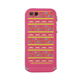 Psycho Easter Pattern colorful Incipio ATLAS ID™ iPhone 5 Case
