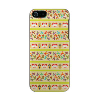 Psycho Easter Pattern colorful Incipio Feather® Shine iPhone 5 Case