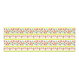 Psycho Easter Pattern colorful Photo Print