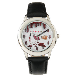 PSYCHO I LOVE YOU COLLECTIBLE WATCH