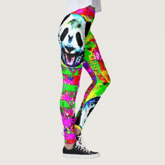 Psycho Panda Leggings