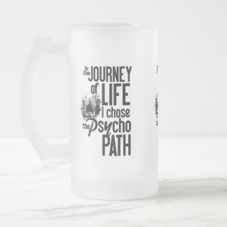Psycho Path (Psychopath) mugs