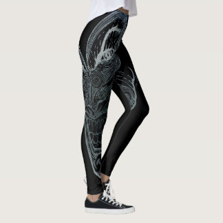 Psycho poly leggings