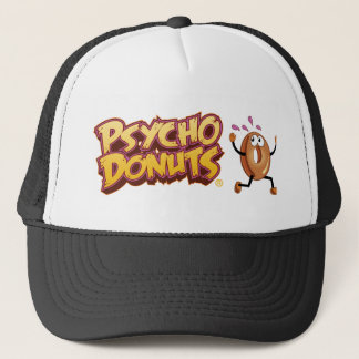 Psycho Trucker Trucker Hat