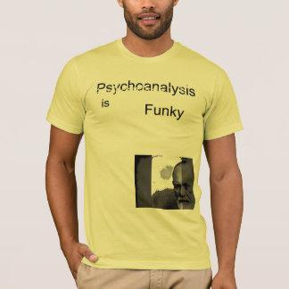 Psychoanalysis is Funky T-Shirt