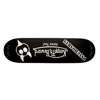 Psychoarts Kenneth Howard hates You! Deck Skate Board Decks